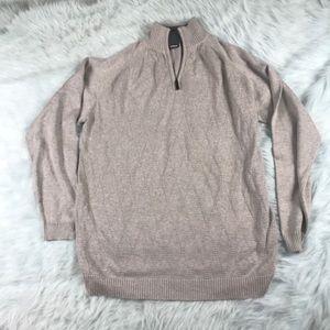 Men's Claiborne grey Sweater XXL